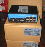 MIEN6208-2S-SC20-AD220网管型冗余交换机2百兆单模光6百兆电