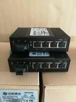 MIEN2205-M-SC02二层百兆非网管型卡轨式工业以太网交换机