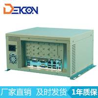 主机批发 B75平台工业级壁挂式原装工控机 支持I系列CPU IPC-6110