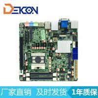 工控厂家直销嵌入式工控主板 便携机专用电脑主板  ITX-1077