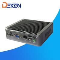新品热销无风扇低功耗嵌入式工控机 迷你工控电脑主机 DEC-1092