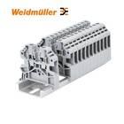 魏德米勒接线端子排2.5mm2 导轨端子台 SAKDU2.5N 螺钉式端子