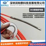 玻璃鋼穿管器 帶鋼光纜穿線器廠家