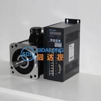 武汉华大伺服电机成套1.3KW SBF-AL301/130ST-M05025LFB 全新现货