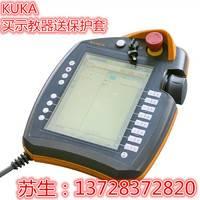 库卡KUKA工业机器人smartPAD 示教器 00-168-334 C4 示教器零配件 安曼工业机器人