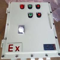 现场水泵电机启停防爆控制箱