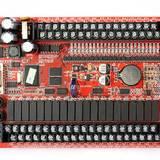 公元SLJD三凌板式PLC SL1N-44MR-4AD-2DA 兼容三菱FX1N自带模拟量输入输出温度功能 工控板 深圳市中达优控科技有限公司总部