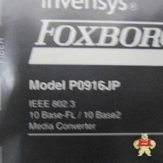 FOXBORO P0916JP