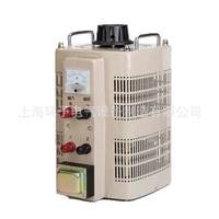 厂家直销 单相接触式调压器TDGC2-15KW 输出可调0-250V  15KVA