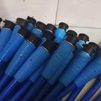 矿用拉力电缆-带插头