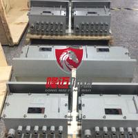粉尘防爆接线箱,304不锈钢防爆接线箱
