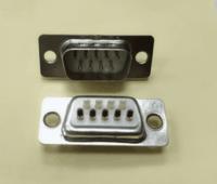 DB头白胶镀金-9P焊线式