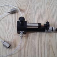 手持真空气压泵ATE2000—95—2MPa金湖中泰厂家直销