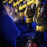 蓟县发那科点焊机器人研发 武汉码垛机器人
