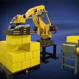 汉沽区不锈钢点焊机器人试教 皮子码垛机器人