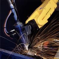 唐山市二手六关节点焊工业机器人改造 冲压搬运机器人