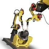 丰台区二手箱体点焊机器人代理 cnc上下料机器人