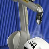 海淀区工业点焊机器人研发 otc焊接机器人
