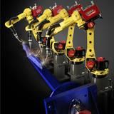 保定市大型点焊机器人技术 电子元件焊接机器人