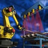 滨州市二手点焊工业机器人研发 盐厂搬运机器人