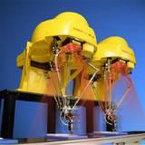 东营市电动车点焊机器人技术 压铸机械手