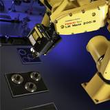 西城区半自动点焊机器人改造 喷涂机器人设备