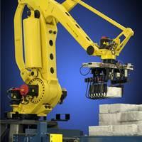 临沂市二手机械点焊机器人改造 发那科打磨机器人