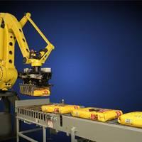 邯郸市二手铝合金点焊机器人维护保养 码垛筐具机器人 理想机器人