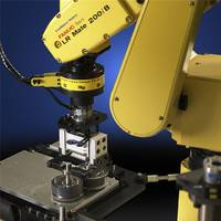 保定市机械点焊机器人技术 搬运机器人工作站 理想机器人