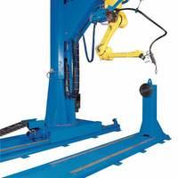 平谷区二手铝点焊机器人代理 五轴机械手 理想机器人
