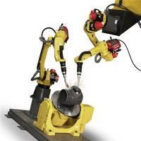 平谷区移动式点焊机器人代理 上下料机械手 理想机器人