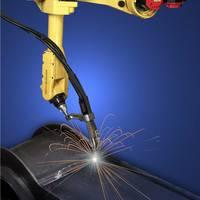 密云县二氧化碳点焊机器人改造 码垛压缝机器人 理想机器人