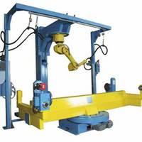 东营市不锈钢点焊机器人出租 空瓶码垛机器人 理想机器人