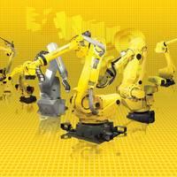 密云县二手五轴点焊机器人试教 排爆机械手 理想机器人