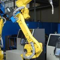 昌平区二手车身点焊机器人调试 机械手喷漆
