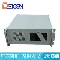 工控厂家特价供应4U上架式原装工控机支持ATX大母板和CPU全长卡7