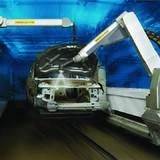 唐山市二手氩弧点焊接机器人维修 轮毂喷涂机器人