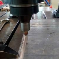 电池铝托盘焊接 电池铝托盘搅拌摩擦焊
