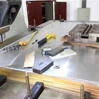 石家庄市6系铝合金搅拌摩擦焊搬家 6系铝合金搅拌摩擦焊 理想机器人