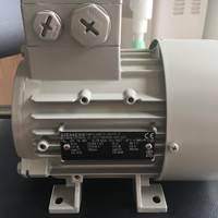 原装进口西门子电机1LE1001-0EA22-2JA4-Z 0.75KW 2P B35立卧式