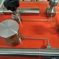 供应0-60MPa台式压力校验仪压力泵厂家生产KSD-YFT-60A台式液压校验仪