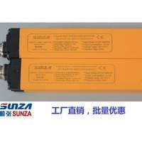 SUNZA顺张 SZB高性能安全光栅 安全光幕 抗干扰安全光栅 安全光幕厂家 4光轴