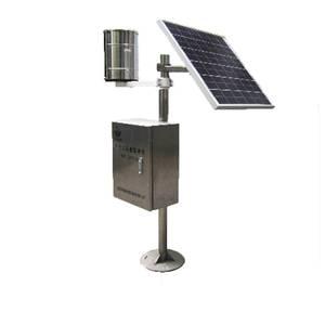 雨量监测站小型气象站雨量环境监测器气象仪全自动雨量监测仪
