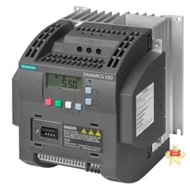 V90高惯量伺服电机1FL6064-1AC61-0LG1 1.5KW 不带键槽,不带抱闸 无内置滤波器,带内置C1/C2滤波器,V20,西门子PLC,6SL3210-5BB11-2UV1