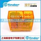 finder/芬德继电器40.52.8.110.0000(40.52 110VAC)上海代理finder继电器