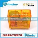 finder/芬德继电器40.52.8.230.0000(40.52 230VAC)上海代理finder继电器