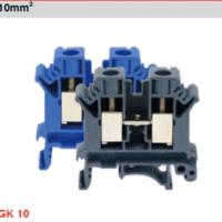 霍尼韦尔接线端子GK 10:通用型接线端子,额定截面积10mm2,灰色