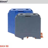 霍尼韦尔接线端子GKH 50:GKH 系列大电流接线端子,额定截面积 50mm2,灰色