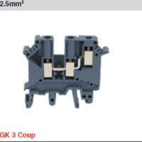 GK ... Coup 系列一进双出接线端子,GK 3 Coup、GK 5 Coup