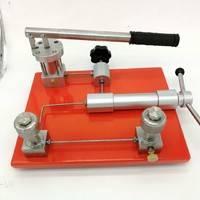 台式压力泵 压力校验仪 手压式校验仪 0~6MPa 江苏康斯德厂家生产